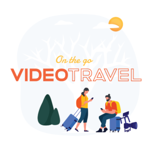 On-the-go Travel Videography